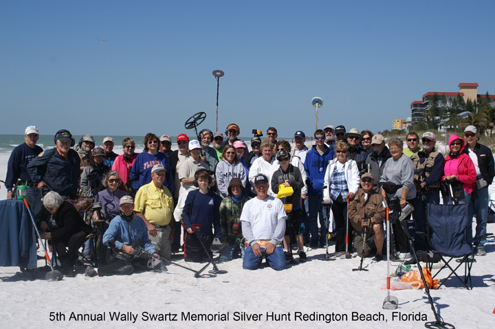 Wally Swartz Memorial Silver hunt